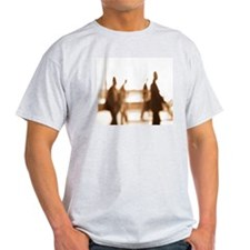 Human silhouettes T-Shirt