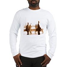 Human silhouettes Long Sleeve T-Shirt