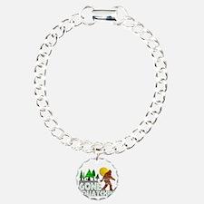 Gone Squatchin Vintage R Bracelet