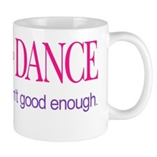 Math and Dance _ approximately ... colo Small Mugs