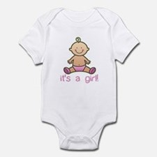New Baby Girl Cartoon Infant Bodysuit