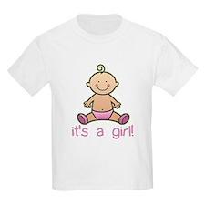 New Baby Girl Cartoon Kids T-Shirt