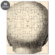 Human skull Puzzle