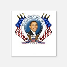 "57th Presidential inaugurat Square Sticker 3"" x 3"""