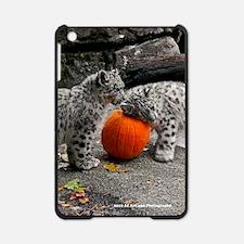 Snow Leopards and Pumpkin iPad Mini Case