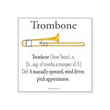 Trombone Stickers
