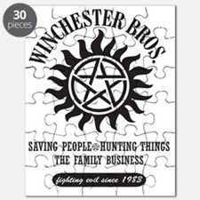 Winchester Bros. 21 Puzzle