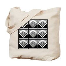 Mouse Pad Art Deco Geo Tote Bag