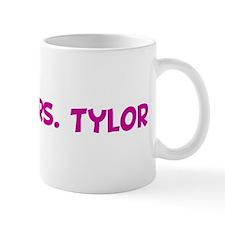 Future Mrs. Tylor Mug