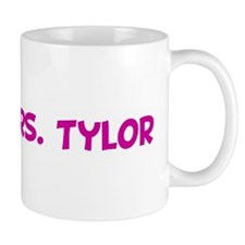 Future Mrs. Tylor Small Mug