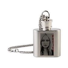 Etta Resist Flask Necklace