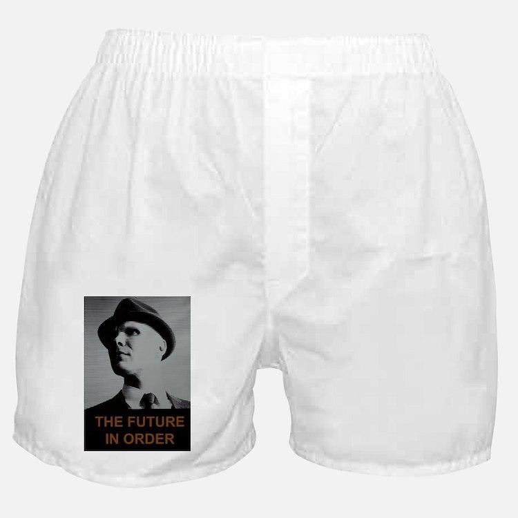 Fringe Observer Message Boxer Shorts
