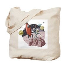 Spaceman2 Tote Bag