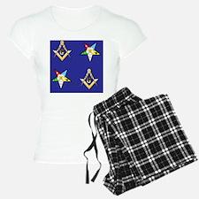 Masonic - Eastern Star Puzz Pajamas