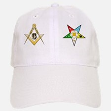 Masonic - Eastern Star Baseball Baseball Cap