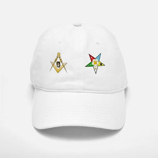 Masonic - Eastern Star Baseball Baseball Cap