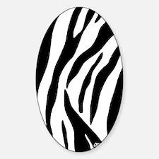 Zebra Adressbuch Decal