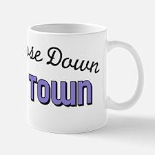 Close Down Funky Town Mug
