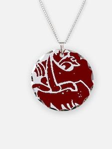 Monty Python Black Knight Lo Necklace