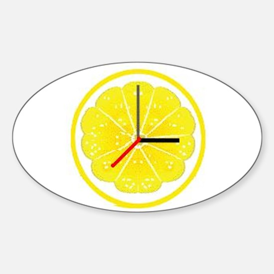 The 24 Hours of LeMons Oval Decal