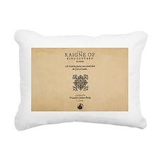 king-edward-1596-laptop Rectangular Canvas Pillow