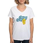 Cheap! Cheap! Women's V-Neck T-Shirt