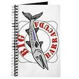 Plymouth barracuda Journals & Spiral Notebooks