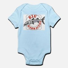 Big Barracuda Infant Bodysuit