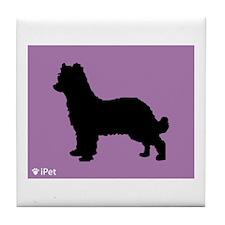 Pyrenean iPet Tile Coaster
