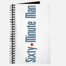 Sixty-Minute Man Journal