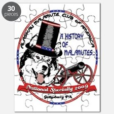 2009 National Specialty Logo Puzzle