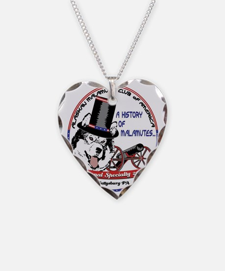 2009 National Specialty Logo Necklace