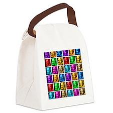 shakespeare-pop-art-incognita-gel Canvas Lunch Bag