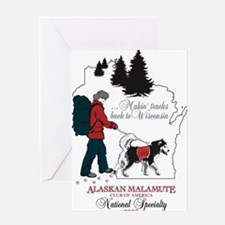 2007 National Specialty Logo Greeting Card