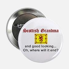 Scottish Grandma-Good Lkg Button