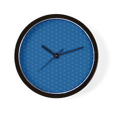 Duvet King hexagon Wall Clock