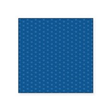 "Duvet King hexagon Square Sticker 3"" x 3"""