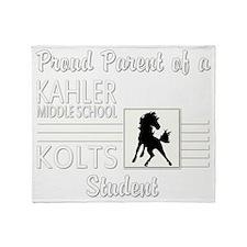 Kahler Parent Throw Blanket