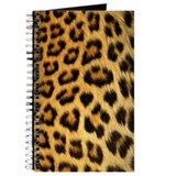 Leopard print Journals & Spiral Notebooks