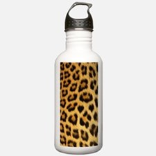 Leopard print Water Bottle