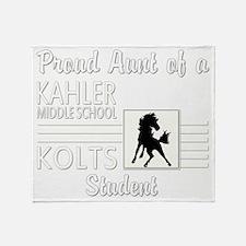 Kahler Aunt Throw Blanket