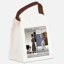 Teacher Appreciation Canvas Lunch Bag