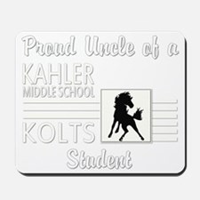 Kahler Uncle Mousepad
