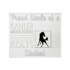 Kahler Uncle Throw Blanket
