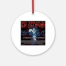 Led Zepagain Round Ornament
