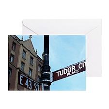 TCP 43rd street Greeting Card