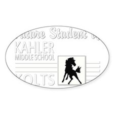 Future Kahler Student Decal