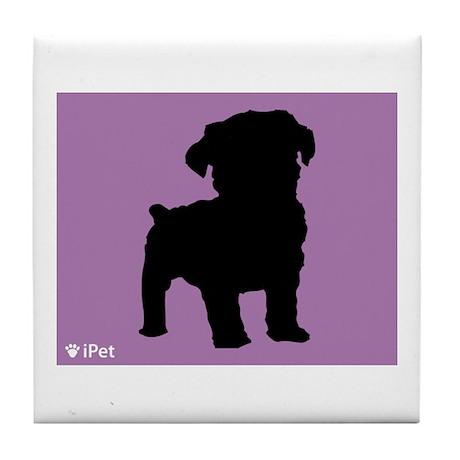 Schnoodle iPet Tile Coaster
