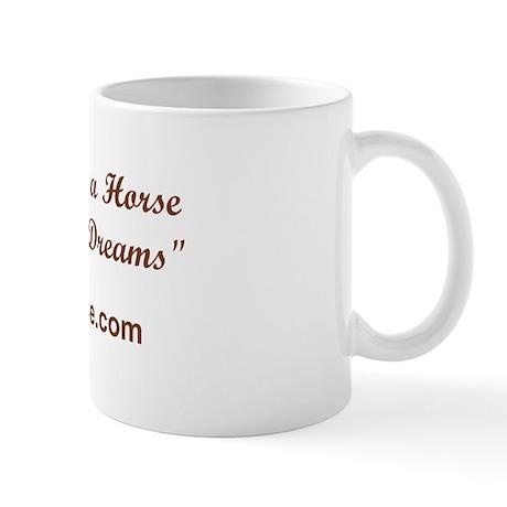 The Warmth of a Horse Mug