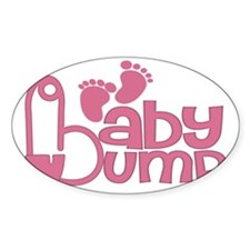 Baby Bump Decal
